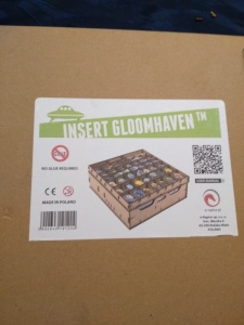 Gloomhaven Insert The Nerd Inn