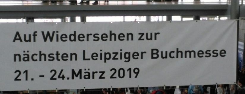 Leipziger Buchmesse 2018 LBM18 The Nerd Inn