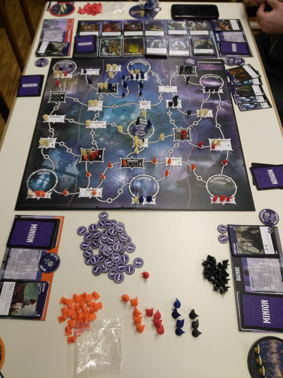 Tyrants of the Underdark The Nerd Inn