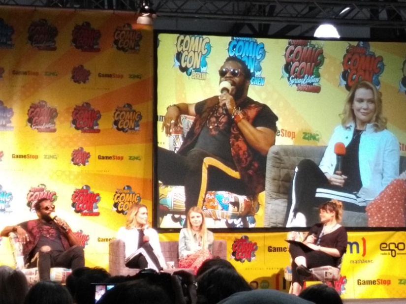 Comic Con Munich 2019