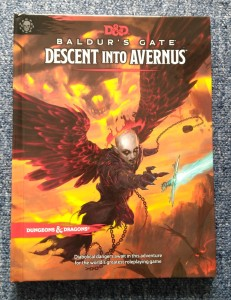 Descent Into Avernus / Dungeons & Dragons / The Nerd Inn